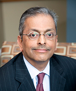 Zain Raj, President and CEO, Shapiro+Raj