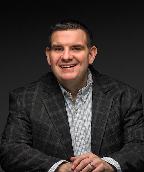 Jesse Blount, VP, Client Strategy, Quad/Graphics