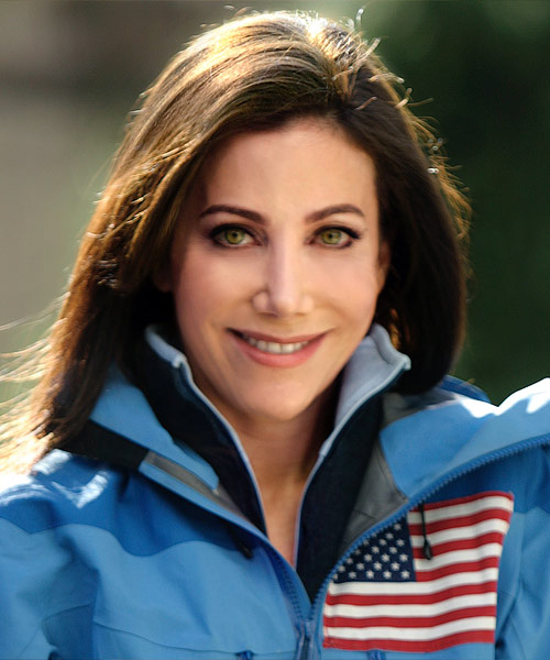 """Alison Levine, First American Women's Everest Expedition Team Captain, Author of The New York Times Bestseller """"On the Edge: Leadership Lessons from Everest and Other Extreme Environments"""""""