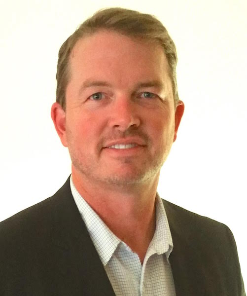 Eric Holmen, SVP of Worldwide Sales, Airship