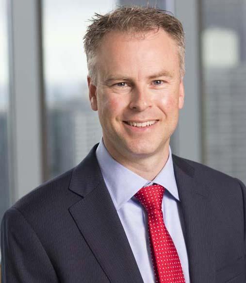 Richard Sanderson, Executive Recruiter, Marketing Officer Practice, Spencer Stuart