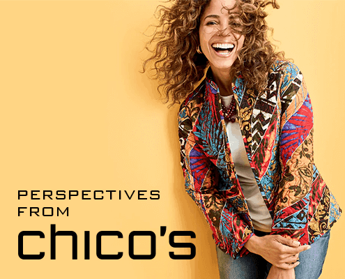 """Behaving Boldly"" - How Chico's re-imagined and repositioned their brand to add value and a point of view"