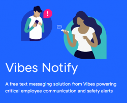 Customized SMS Platform for Urgent Communications with Store Teams from Vibes